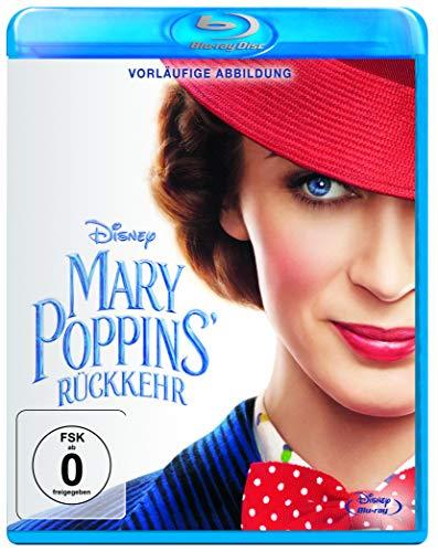 Blu-ray - Mary Poppins' Rückkehr [Blu-ray]