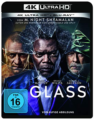 Blu-ray - Glass [Blu-ray]