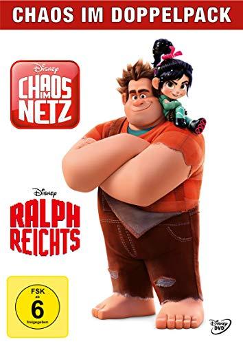 DVD - Ralph reichts / Chaos im Netz (Disney)