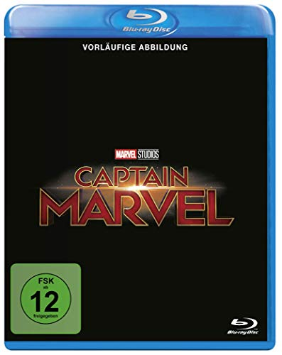 Blu-ray - Captain Marvel (Marvel)