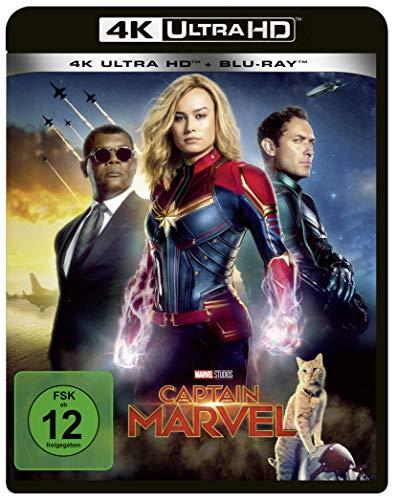 Blu-ray - Captain Marvel [Blu-ray]