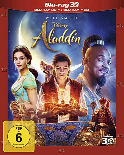 Blu-ray - Aladdin (Live-Action) [3D Blu-ray]