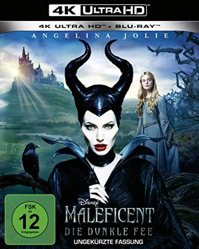 Blu-ray - Maleficent 4K Ultra HD (+ Blu-ray)