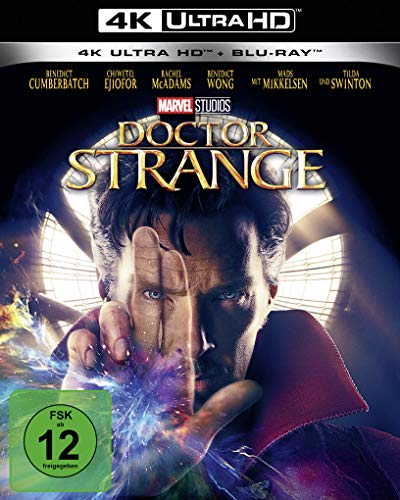 Blu-ray - Doctor Strange 4K Ultra HD (+ Blu-ray)