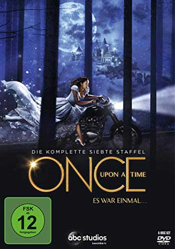 DVD - Once Upon a Time - Es war einmal ... Die komplette siebte Staffel [6 DVDs]