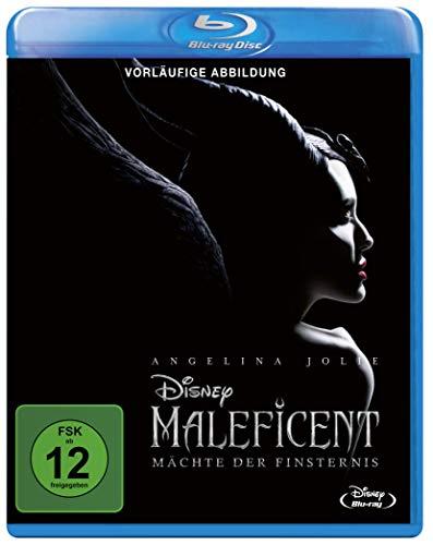 Blu-ray - Maleficent - Mächte der Finsternis (Disney)