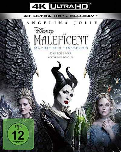 Blu-ray - Maleficent: Mächte der Finsternis [4K Ultra HD] [Blu-ray]