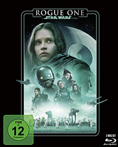 Blu-ray - Rogue One - A Star Wars Story (Line Look 2020)