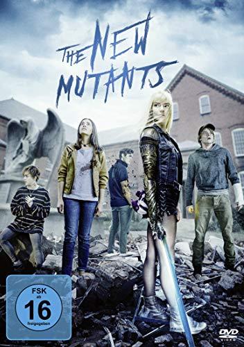 DVD - The New Mutants (Marvel)