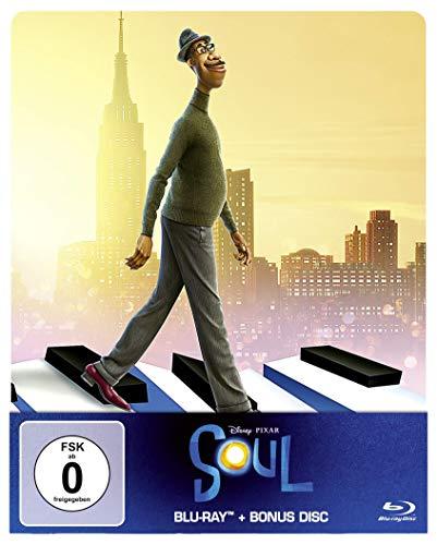 Blu-ray - Soul (2D+Bonus Steelbook) [Blu-ray]