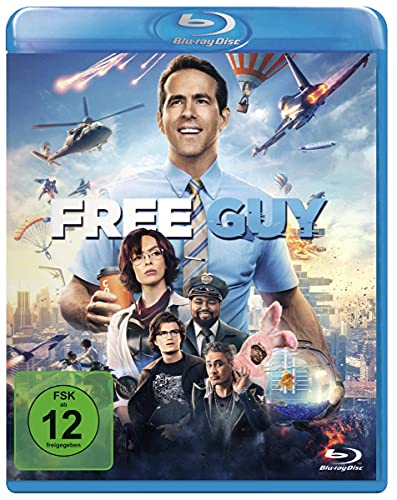 Blu-ray - Free Guy