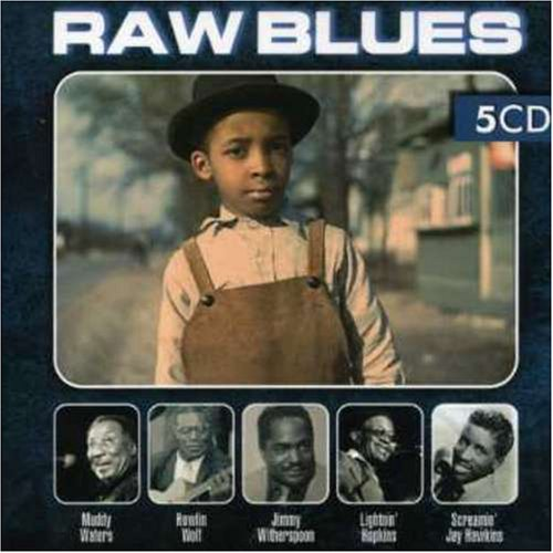Sampler - Raw Blues (Muddy Waters In Concert, Howlin' Wolf In Concert, Jimmy Witherspoon, Lightnin' Hopkins, Screamin' Jay Hawkins)