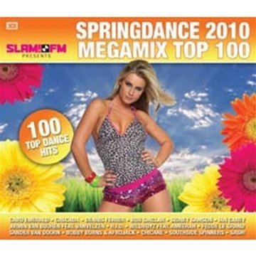 Sampler - Springdance 2010 Megamix Top 100