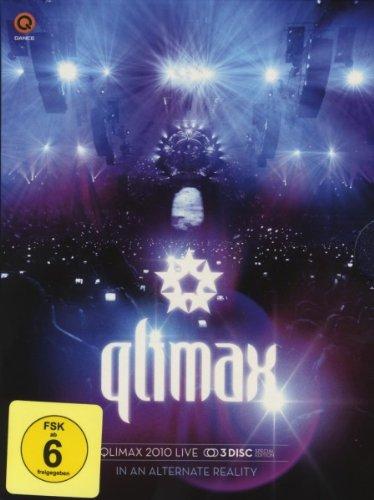 Zatox - Qlimax 2010 Live - In An Alternative Reality (Special Edition) (Blu-ray   DVD   CD) (Blu-ray)