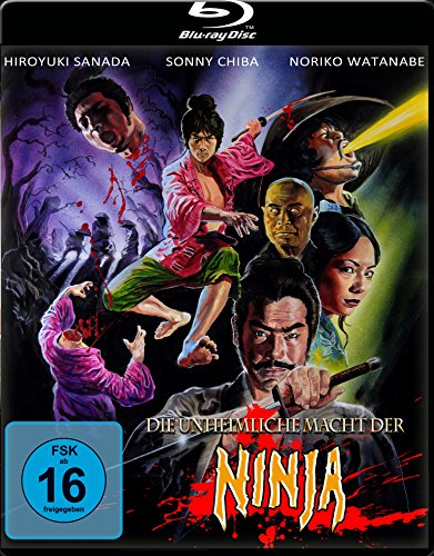 Blu-ray - Die unheimliche Macht der Ninja