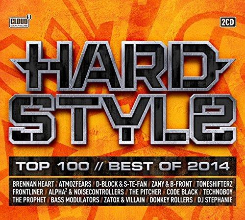 Sampler - Hardstyle Top 100 - Best Of 20014