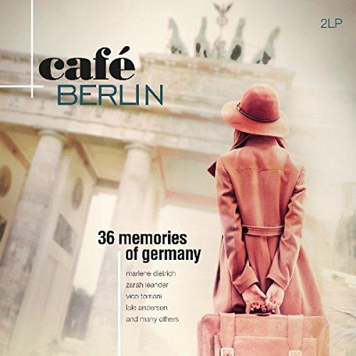 Sampler - Cafe Berlin - 36 Memories Of Germany (Vinyl)
