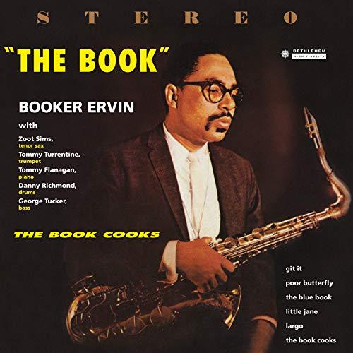 Ervin , Booker - The Book Cooks (Vinyl)