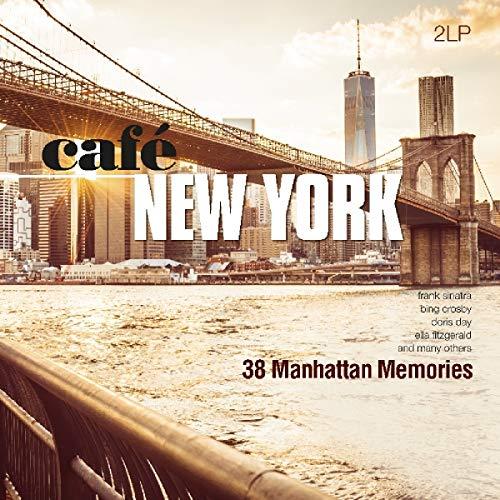 Sampler - Cafe New York - 38 Manhattan Memories (Vinyl)