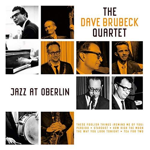 Brubeck , Dave Quartet - Jazz At Oberlin (Vinyl)