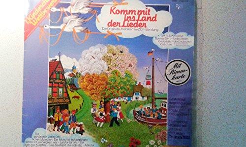 Sampler - Komm mit ins Land der Lieder (1. Kinderchor Wettbewerb) (83) (Vinyl)