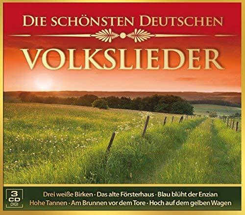 Sampler - Die schönsten deutschen Volkslieder