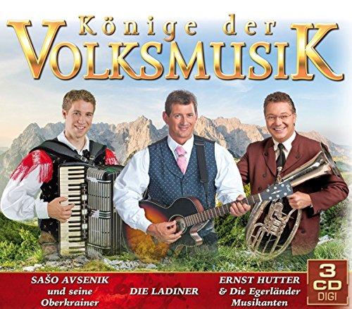 Ladiner , Die - Könige der Volksmusik