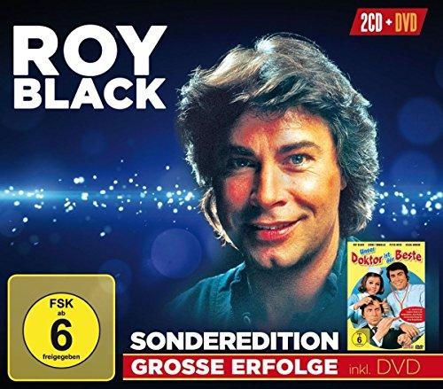 Black , Roy - Grosse Erfolge (inkl. DVD: Unser Doktor ist der Beste) (2CD 1DVD)