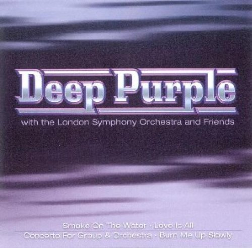 Deep Purple - With The London Symphony Orchestra And Friends