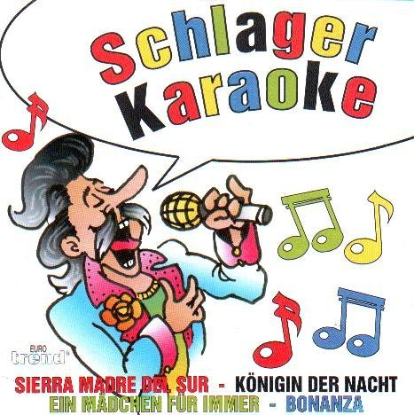 Sampler - Schlager Karaoke