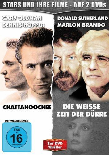 DVD - Chattahoochee / Die weisse Zeit der Dürre (Stars und ihre Filme)