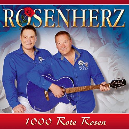 Rosenherz - 1000 Rote Rosen
