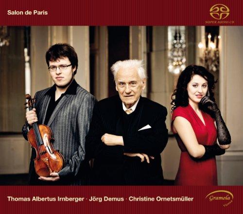 Irnberger , Thomas Albertus & Demus , Jörg & Ornetsmüller , Christine - Salon De Paris (SACD)