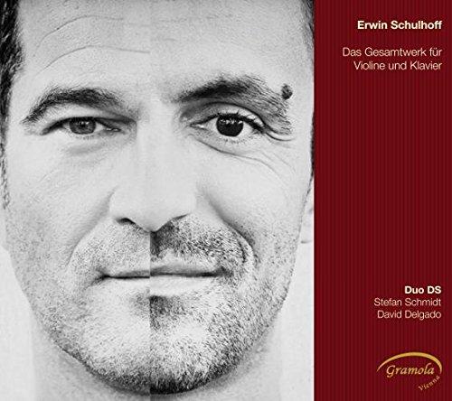 Schulhoff , Erwin - Das Gesamtwerk für Violine und Klavier (Duo DS = Delgado, Schmidt)