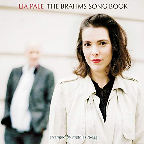 Pale , Lia - The Brahms Song Book
