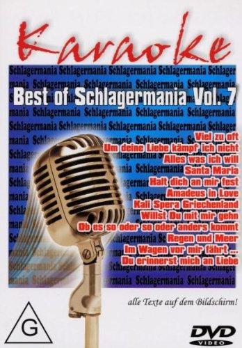 DVD - Best of Karaoke - Schlagermania 7