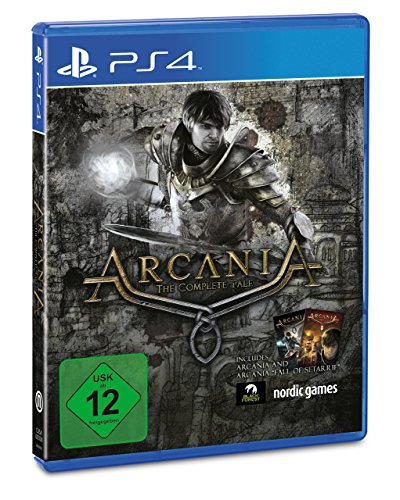 Playstation 4 - Arcania - The Complete Tale