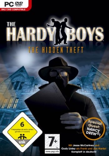 PC - The Hardy Boys: The Hidden Theft