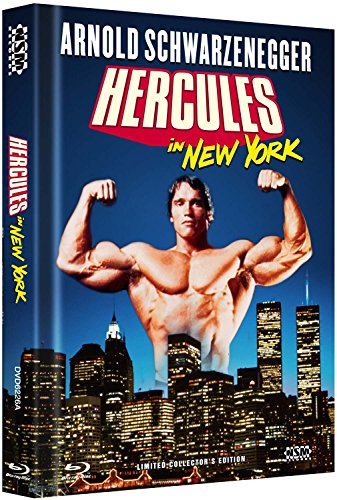 Blu-ray - Hercules in New York (Limited Collector's Edition)