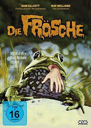 DVD - Die Frösche