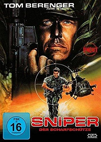 DVD - Sniper - Der Scharfschütze (Uncut)