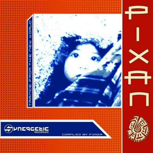 Sampler - Pixan-Trance from the New Worl