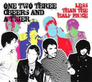 One Two Three Cheers and a Tiger - Less than the half price