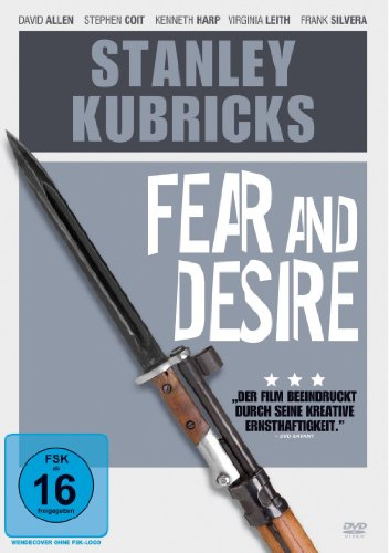 DVD - Fear And Desire
