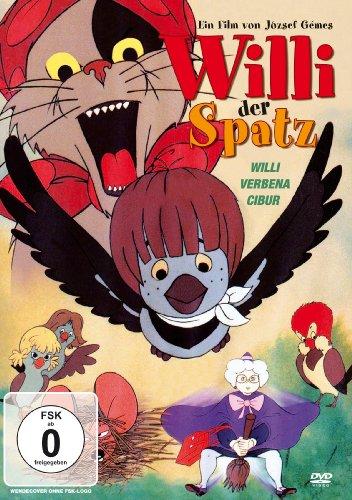 DVD - Willi der Spatz