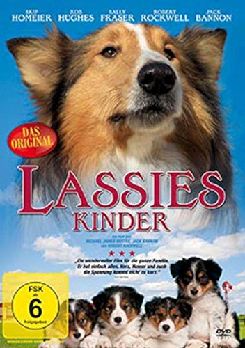 DVD - Lassies Kinder