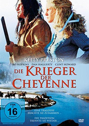 DVD - Die Krieger der Cheyenne