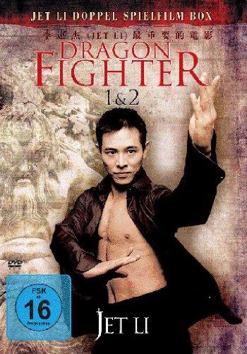 DVD - Dragon Fighter 1 & 2 (Jet Li)