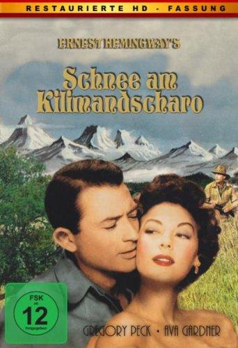 DVD - Schnee am Kilimandscharo (Restaurierte ungekürzte TV-Fassung)