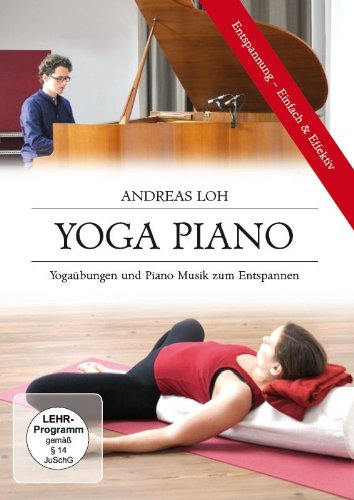 DVD - Yoga Piano - Andreas Loh